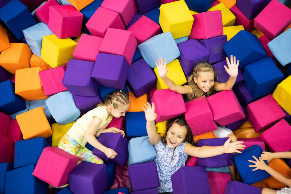 aire de jeux pour enfants galaxy kids lyon